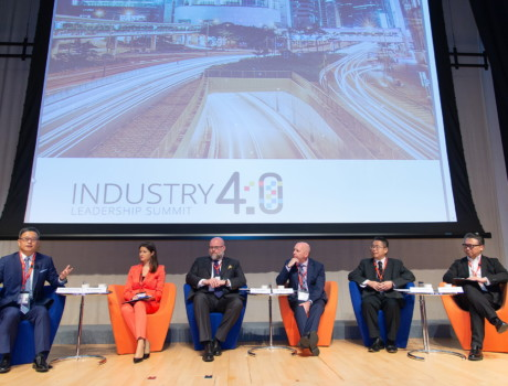 Industry 4.0: Time to bring Robotic Process Automation to the next level (Industry 4.0. Leadership Summit, Hong Kong)