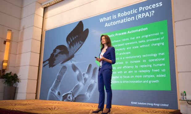 Robotic Process Automation in Supply Chain (Asia Pacific's Premier Supply Chain Conference, Hong Kong)