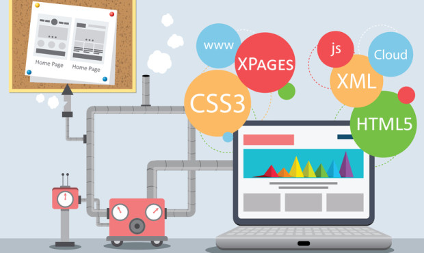 XPages — разработка современных Web 2.0 приложений