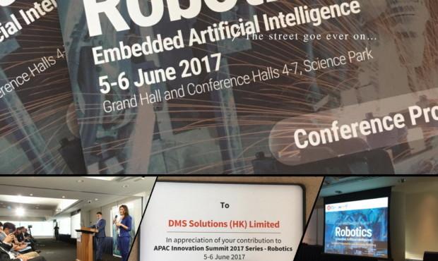 APAC Инновационный Саммит – Роботикс (Гонконг). Роботизация бизнес процессов