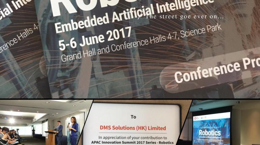 APAC Innovation Summit  - Robotics (Hong Kong)