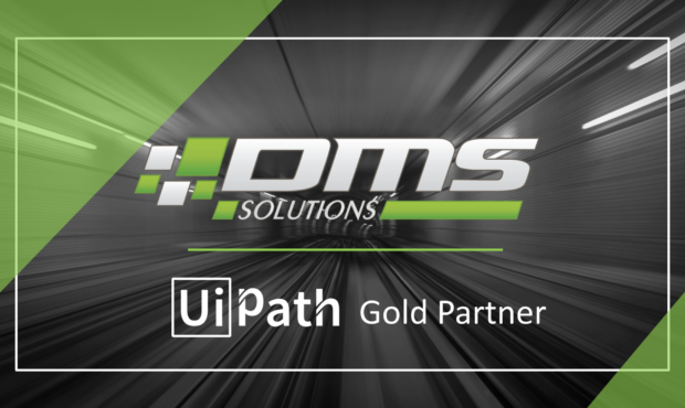 Delivering most comprehensive and complex RPA projects: «DMS Solutions» received the Gold UiPath Partner Status