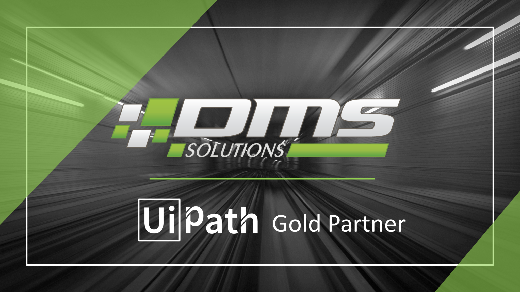 Delivering most comprehensive and complex RPA projects: «DMS